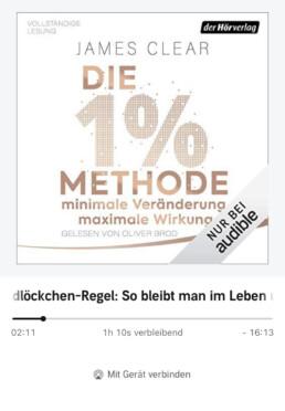 Die 1%-Methode